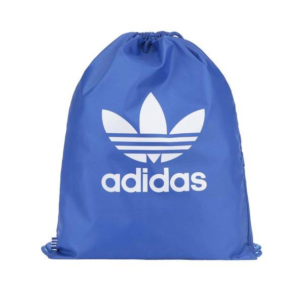 Rucsac albastru din material textil adidas Originals Trefoil de la adidas Originals in categoria rucsacuri