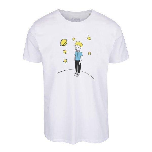 Tricou alb cu print pentru barbati ZOOT Original Little Prince