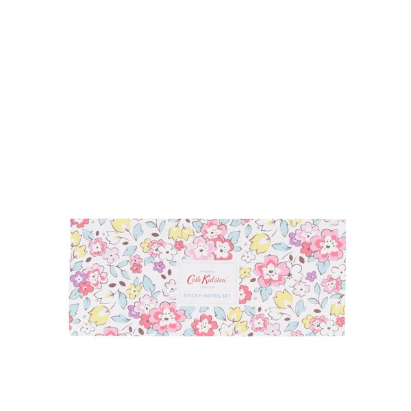 Set sticky notes Cath Kidston cu model floral