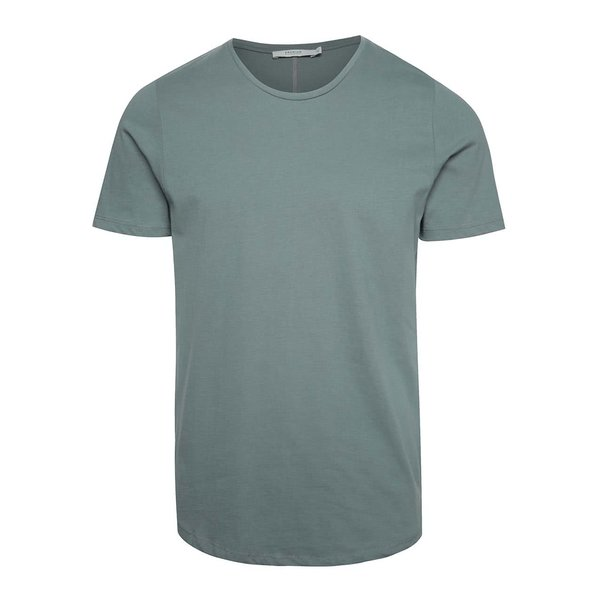 Tricou basic verde camuflaj Jack & Jones Hugo din bumbac de la Jack & Jones in categoria tricouri