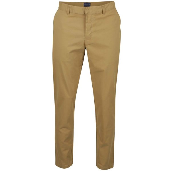 Pantaloni maro deschis Perry Ellis Eastside de la Perry Ellis in categoria Blugi, pantaloni, pantaloni scurți
