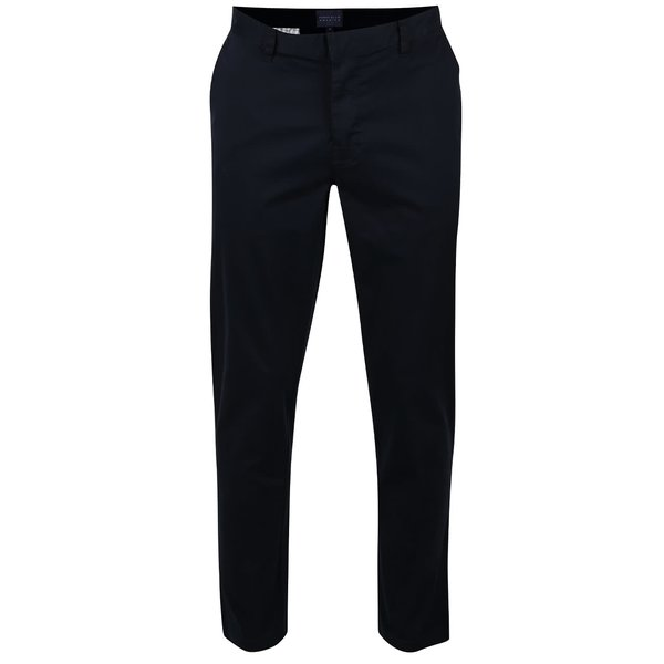 Pantaloni chino albastru închis Perry Ellis Eastside