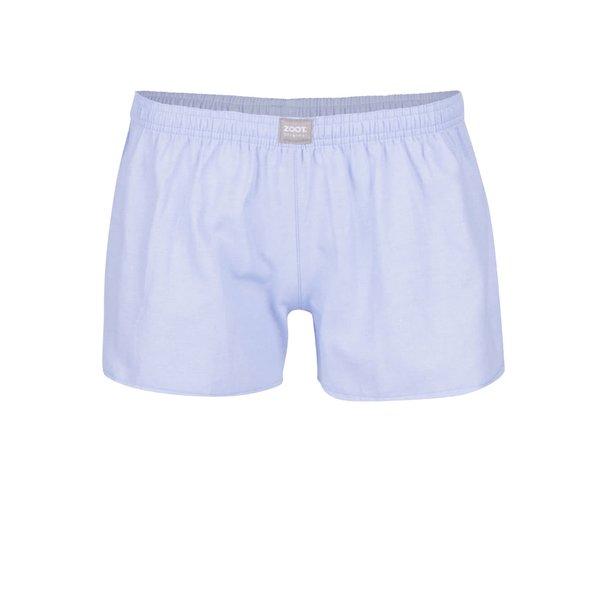 Boxeri albaștri ZOOT Original din bumbac cu talie elastică pentru femei