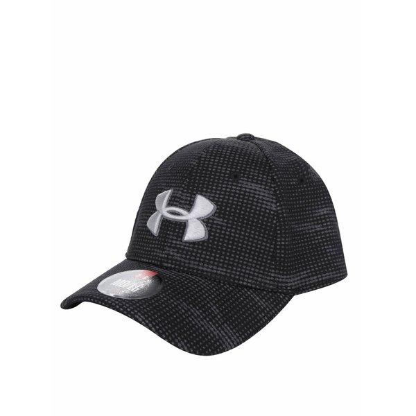 Șapcă negru & gri Under Amour cu model și print cu logo