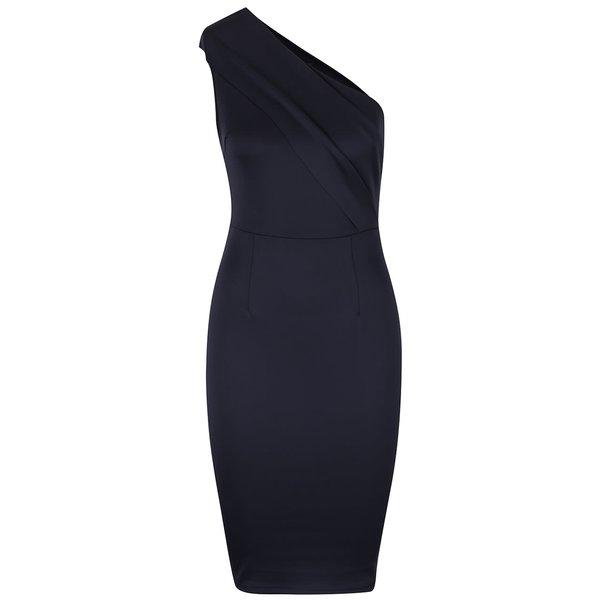 Rochie albastră AX Paris cu decolteu pe un umăr de la AX Paris in categoria rochii de seară