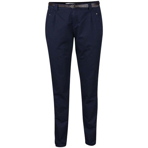 Pantaloni chino bleumarin VERO MODA Boni de la VERO MODA in categoria Blugi, pantaloni, colanți