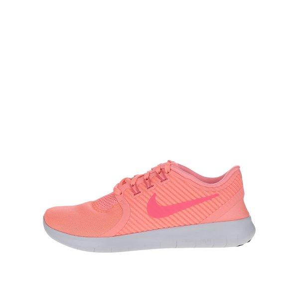 Pantofi sport roz somon Nike Free Commuter