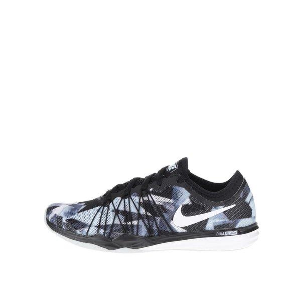 Pantofi sport albastru negru Nike Dual Fusion cu model pentru femei de la Nike in categoria pantofi sport și teniși