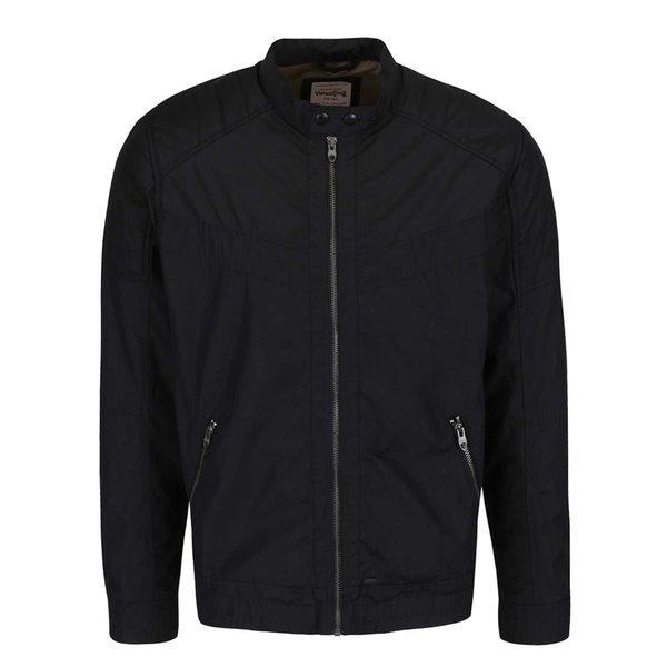 Jachetă neagră Jack & Jones Liam de la Jack & Jones in categoria Geci, paltoane, jachete