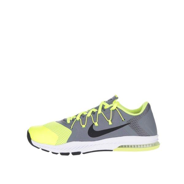 Pantofi sport verde cu gri Nike Zoom Train Complete de la Nike in categoria pantofi sport și teniși