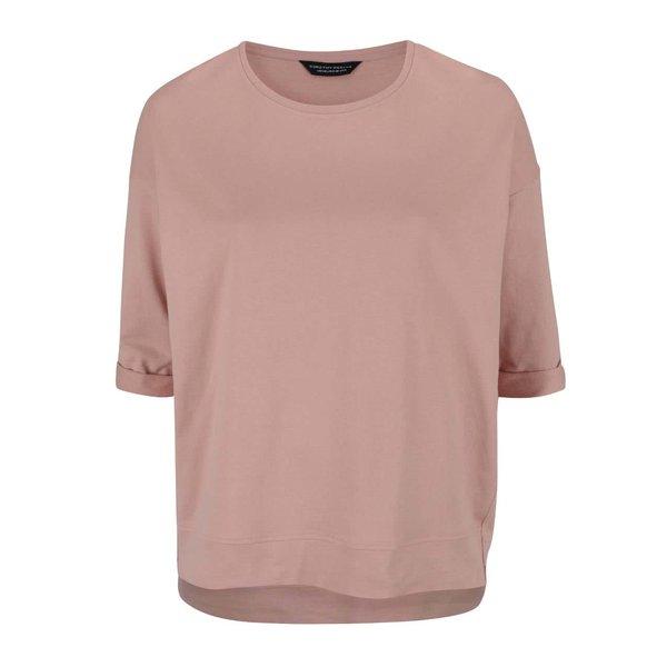Bluză roz pal Dorothy Perkins Curve de la Dorothy Perkins Curve in categoria Pulovere și hanorace