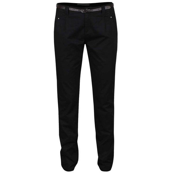 Pantaloni chino negri VERO MODA Boni din bumbac de la VERO MODA in categoria Blugi, pantaloni, colanți