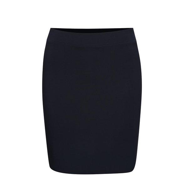 Fustă elastica bleumarin Selected Femme Kelly