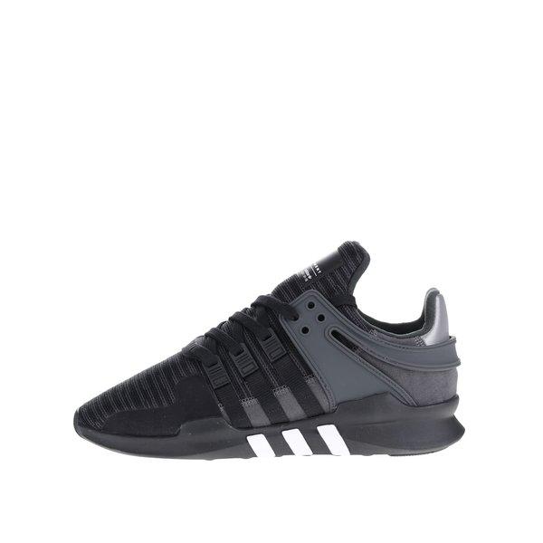 Pantofi sport negri adidas Originals Support