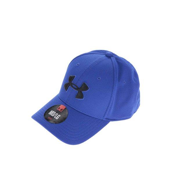 Șapcă albastră Under Armour Blitzing II cu model discret și logo