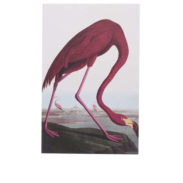 Caiet cu model flamingo Magpie Birds