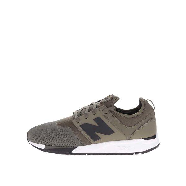 Pantofi sport verde militar New Balance de la New Balance in categoria pantofi sport și teniși