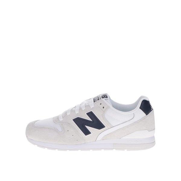 Pantofi sport crem New Balance 996 de la New Balance in categoria pantofi sport și teniși