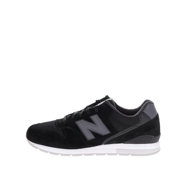 Pantofi sport negri New Balance 996 de la New Balance in categoria pantofi sport și teniși