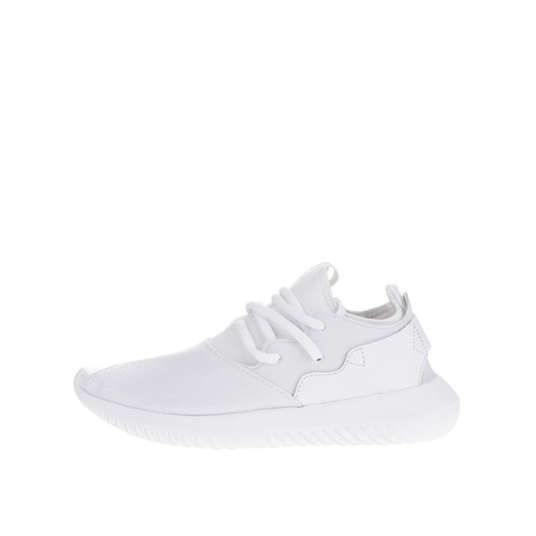 Pantofi sport albi adidas Originals Tubular Entrap