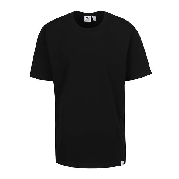 Tricou negru adidas Originals X By cu element reflectorizant de la adidas Originals in categoria tricouri