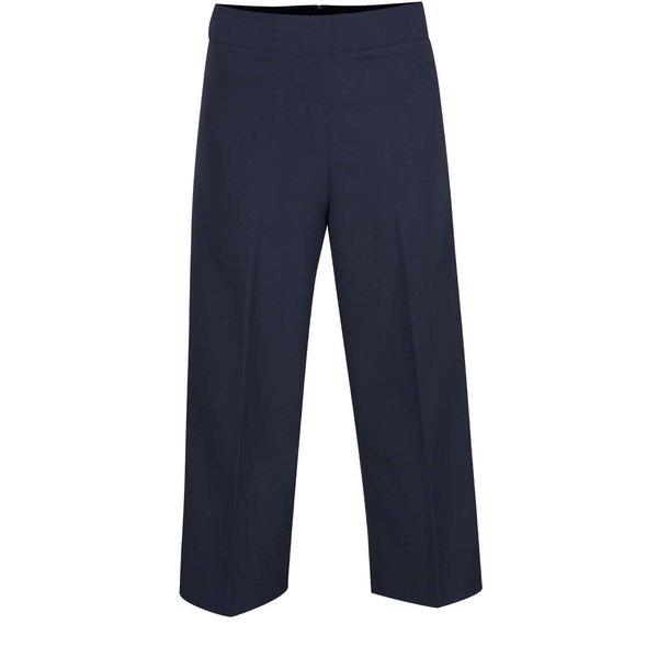 Pantaloni culottes bleumarin - Broadway Bowie