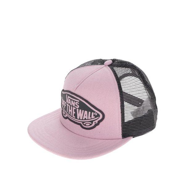 Șapcă negru&roz Vans Beach Girl