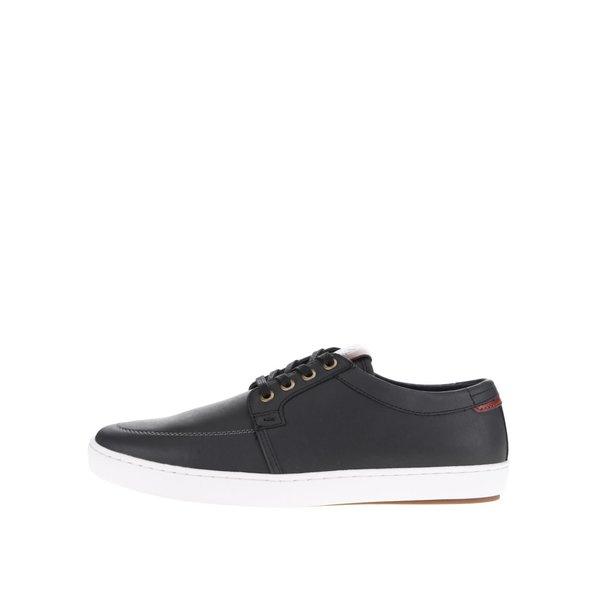 Pantofi negri ALDO Iberarien cu detalii în contrast de la ALDO in categoria pantofi sport și teniși