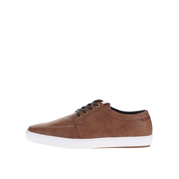 Pantofi maro ALDO Iberarien cu detalii asortate de la ALDO in categoria pantofi sport și teniși