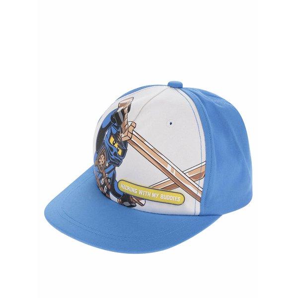 Șapcă albastră cu imprimeu LEGO Wear Ayan