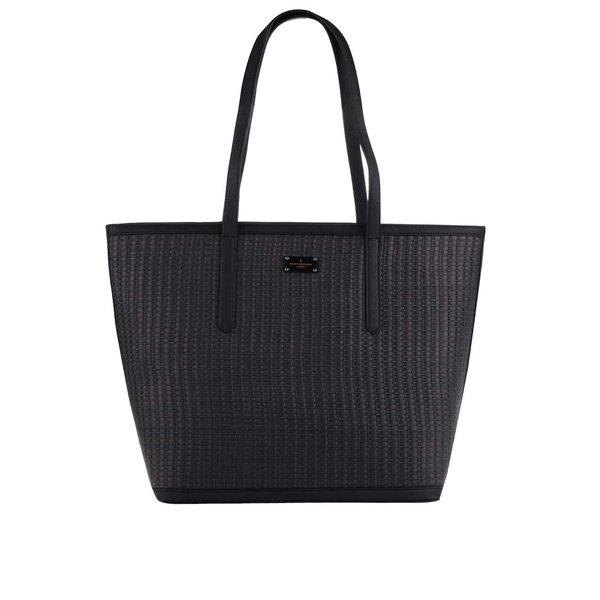 Geantă shopper neagră Paul's Boutique Cleo de la Paul's Boutique in categoria genți mari