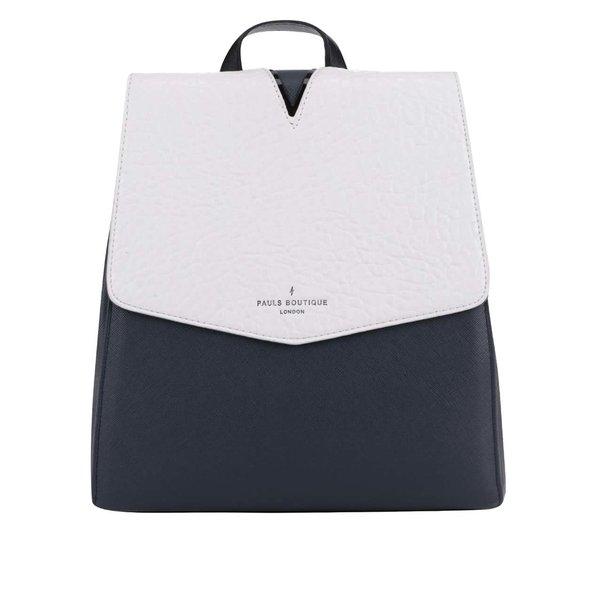 Rucsac bleumarin&alb fildeș Paul's Boutique Erin de la Paul's Boutique in categoria Genți, rucsacuri, portofele