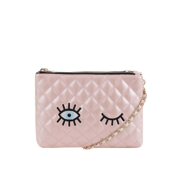 Geantă de mână TALLY WEiJL crossbody roz deschis de la TALLY WEiJL in categoria genți mici
