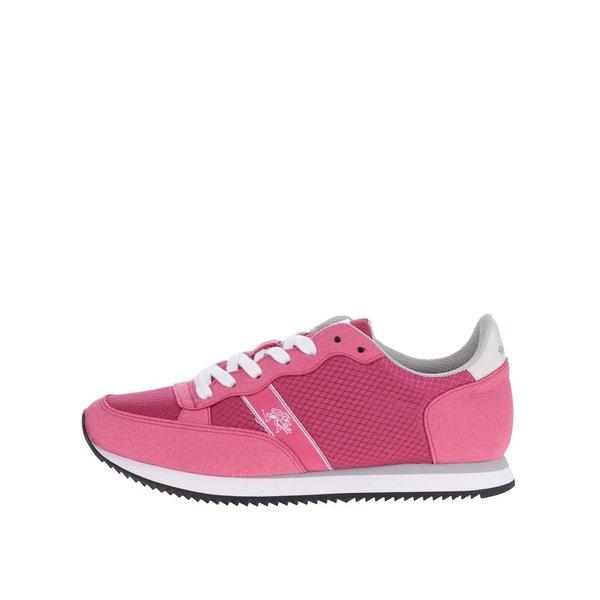 Pantofi sport roz de damă U.S.Polo Assn. Rasty de la U.S. Polo Assn. in categoria pantofi sport și teniși