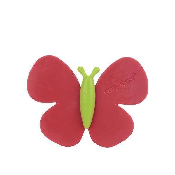 Odorizant auto roșu Motýlek Marta Strawberry