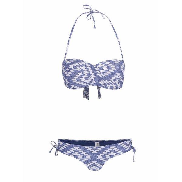 Costum de baie albastru&alb Rip Curl Del Sol de la Rip Curl in categoria Lenjerie intimă, pijamale, costume de baie