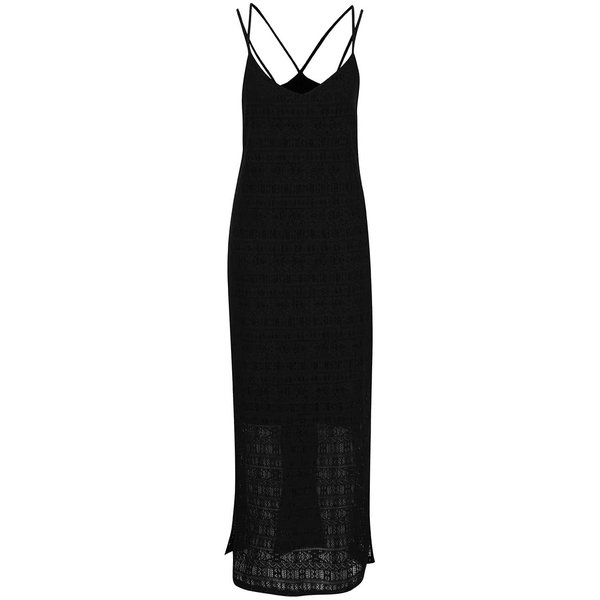 Rochie maxi neagră Noisy May Anna de la Noisy May in categoria rochii de vară și de plajă