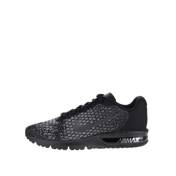 Pantofi sport negru&gri Nike Air Max Sequent 2 de la Nike in categoria pantofi sport și teniși