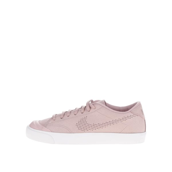 Pantofi sport roz pal Nike All Court Premium de la Nike in categoria pantofi sport și teniși