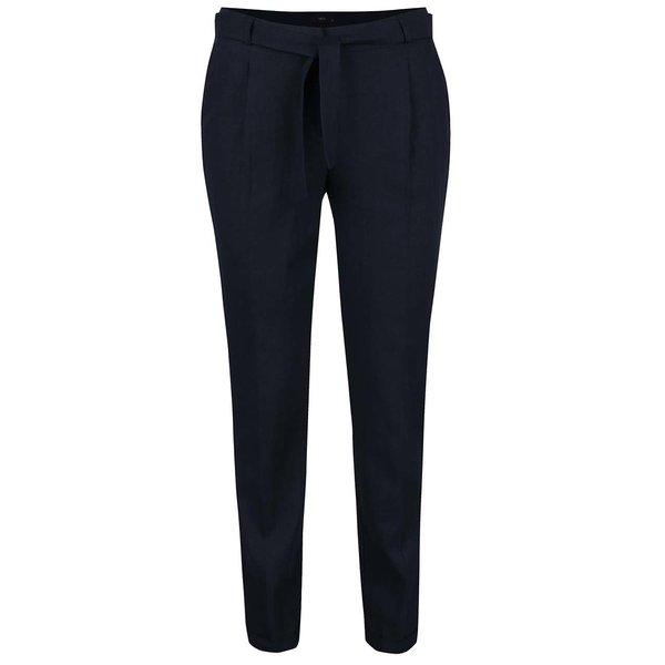 Pantaloni bleumarin pentru femei M&Co