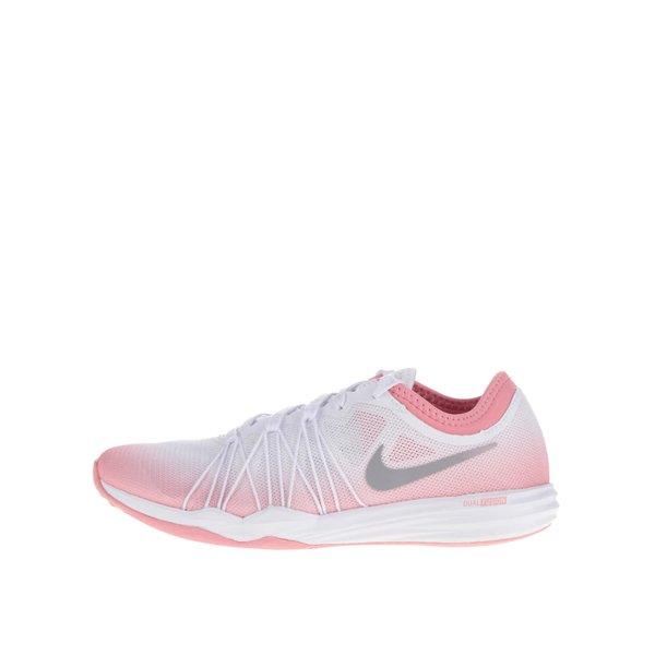 Pantofi sport alb&roz Nike Dual Fusion de la Nike in categoria pantofi sport și teniși