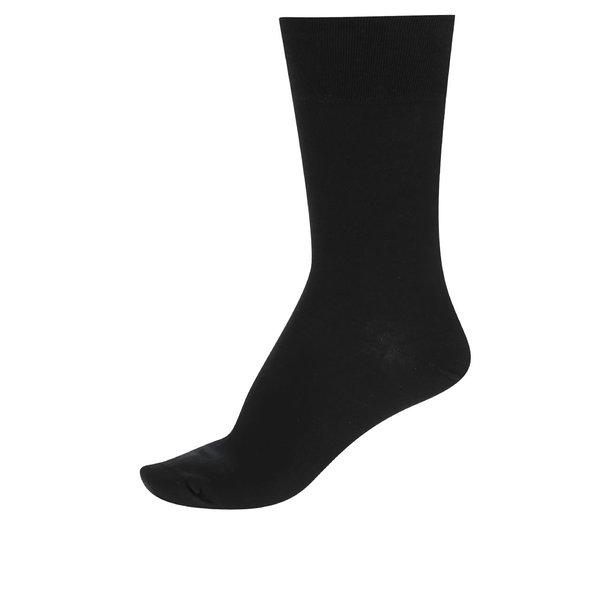 Șosete negre lungi Bellinda Business