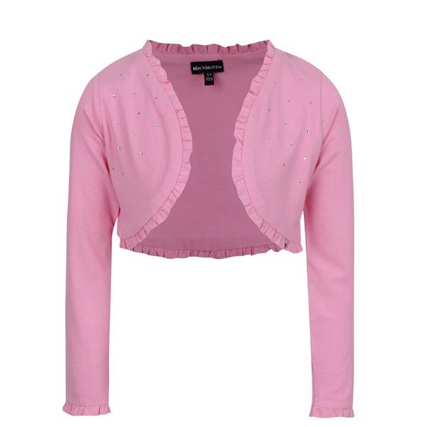 Bolero roz Mix´n Match cu aplicații