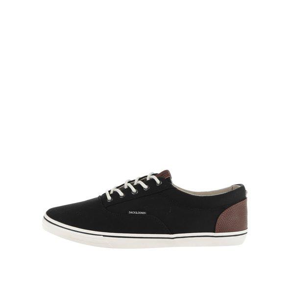 Pantofi sport negri Jack & Jones Vision