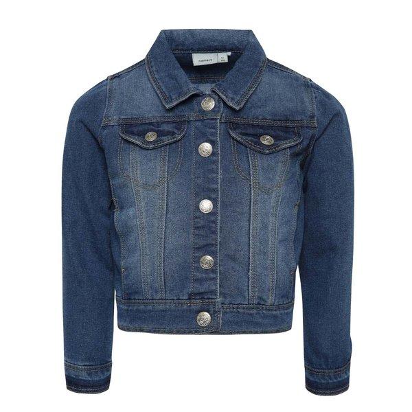 Jachetă albastră pentru băieți Name it Star din denim de la name it in categoria Geci, jachete, paltoane