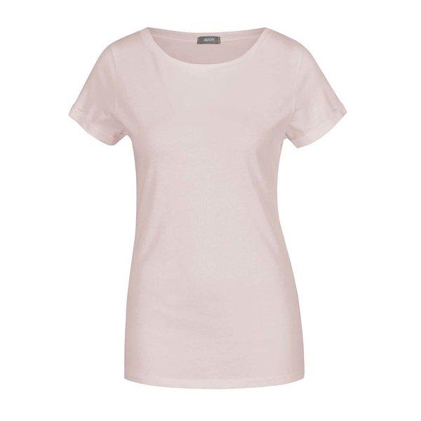 Tricou basic roz pal ZOOT