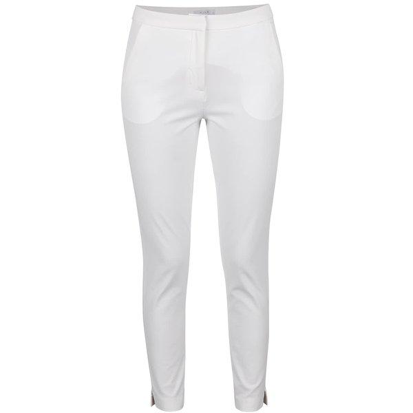 Pantaloni straight fit crem VILA Erika