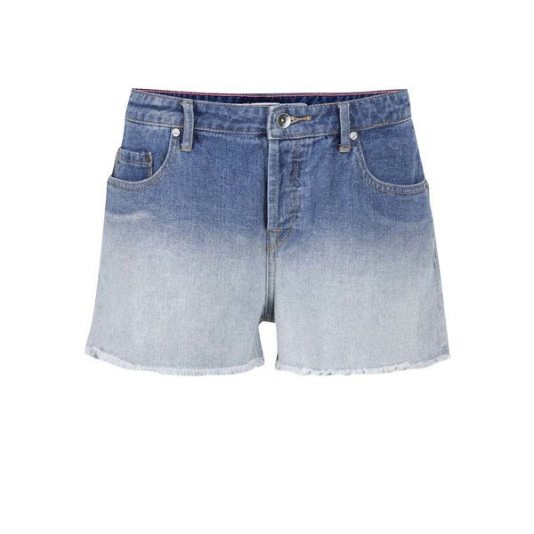 Pantaloni scurti din denim albastru in degrade Roxy Lovely