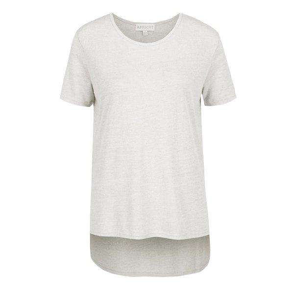 Bluză crem Apricot cu croi asimetric de la Apricot in categoria tricouri