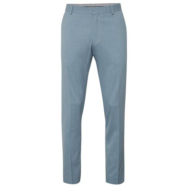 Pantaloni albastru deschis Selected Homme Done-Summer de la Selected Homme in categoria Blugi, pantaloni, pantaloni scurți